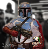 @norcalcap as #captainfett